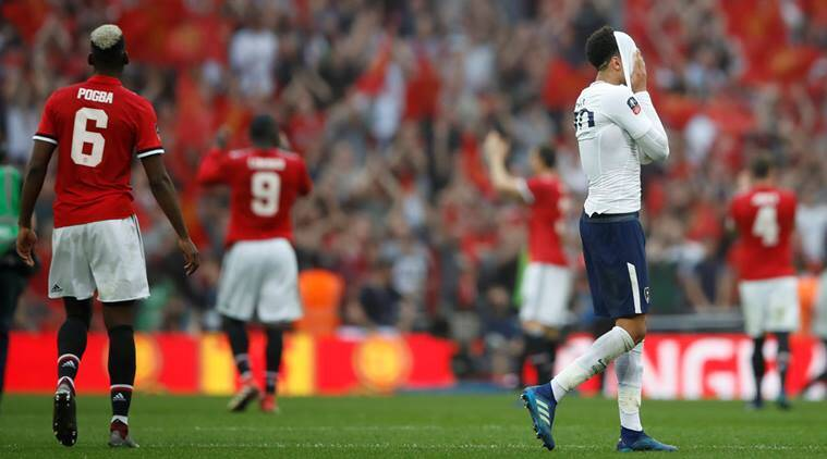 Manchester United prolong FA Cup pain for Spurs by reaching final