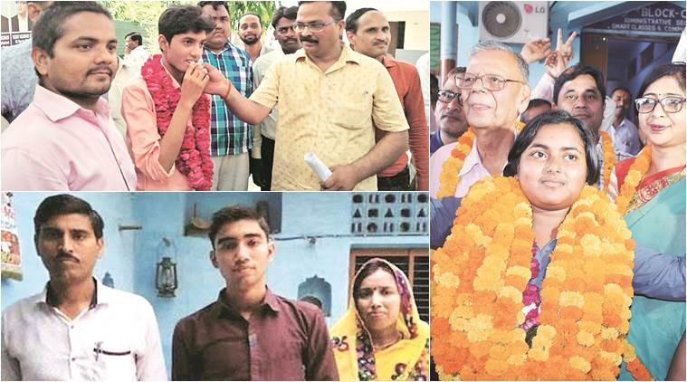 UP Board Results 2018: Meet 10th and 12th toppers — Rajneesh, Akash