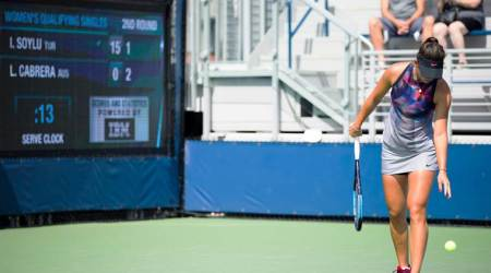 US Open to use 25-second clocks, timed warmup in maindraw