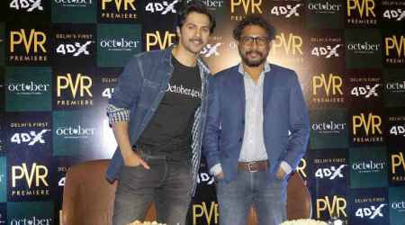 Varun Dhawan: I insisted that Shoojit Sircar cast me in October