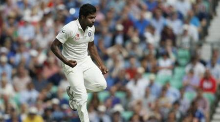 Varun Aaron, Varun Aaron India, India Varun Aaron, Indian Premier League, IPL 2018, sports news, cricket, Indian Express
