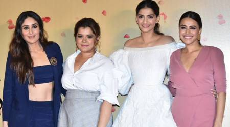 Veere Di Wedding: We're drooling over Kareena's sensuous pantsuit and Sonam's pristine white gown