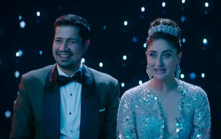 kareena kapoor sumeet vyas in veere di wedding