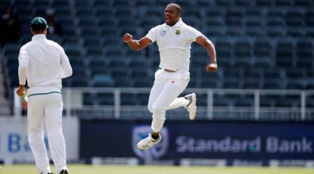 South Africa are playing 4th Test against Australia.