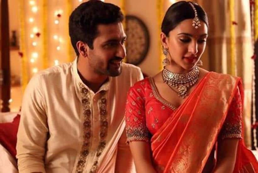 Lust Stories stars Vicky Kaushal and Kiara Advani