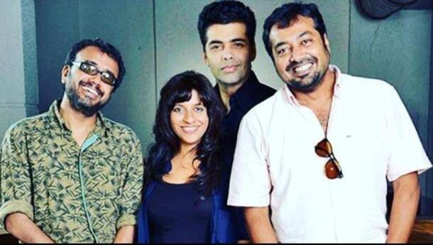 Lust Stories directed by Zoya Akhtar, Karan Johar, Anurag Kashyap and Dibaker Banerjee