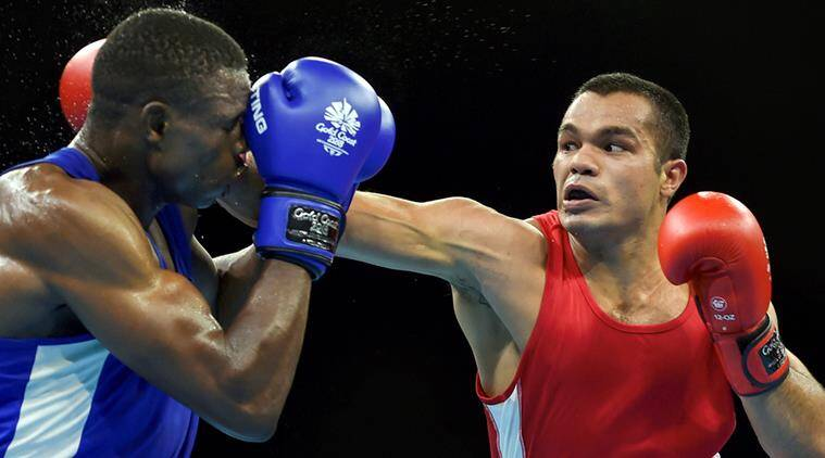 asian games 2018 indian boxing goes from chin music to bodyline