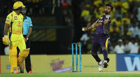 IPL 2018: Vinay Kumar justifies his performance against CSK with 'it's just a game,chill'