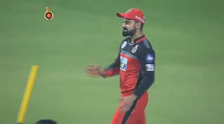 IPL 2018, RCB vs CSK: Virat Kohli with classy dance moves; watch video