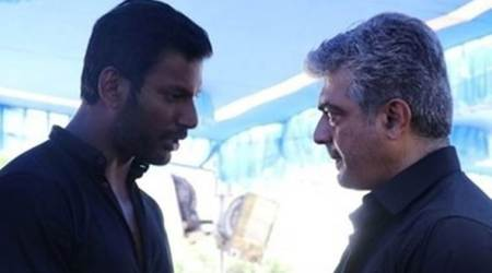 Ajith is always unavailable, I don't like that about him: Vishal
