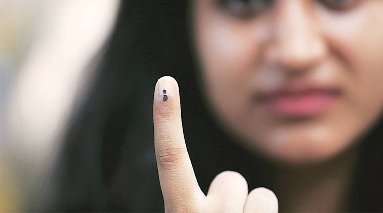 State Election Commissioner N N Pandey said the voting percentage was likely to rise marginally, as people were queued up at many booths even after 5 pm. (Representational)
