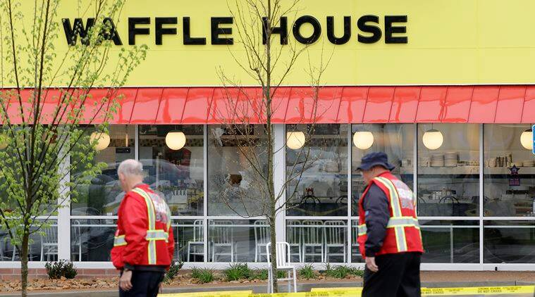 Waffle house shooting, Nashville shooting, Nashville police, Nashville news, United states shooting, world news, indian express news