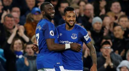 Theo Walcott winner against Newcastle sends Everton eighth