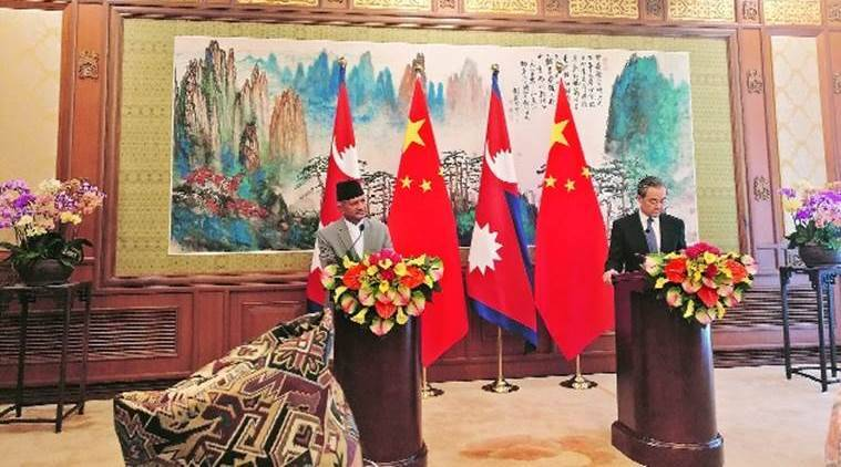 Beijing proposes China-Nepal-India economic corridor
