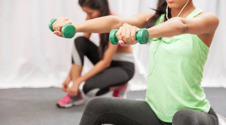 weight loss, diet, weight loss tips, reducing weight, weight training, waist training, plank, crunches, losing weight the healthy way, indian express, indian express news