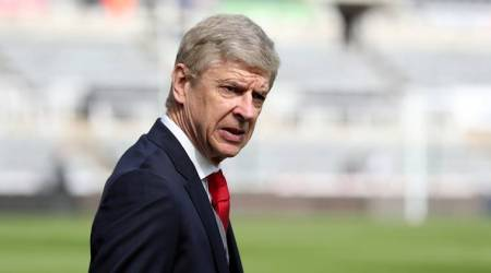 Arsene Wenger to step down as Arsenal manager at end ofseason