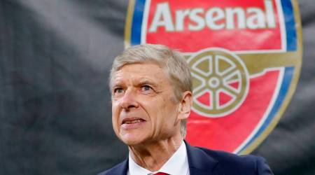 Arsene Wenger was appointed as Arsenal manager in 1996