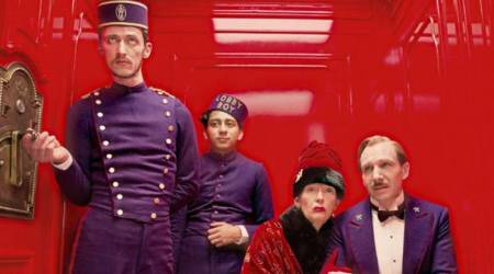 The Wes Anderson brand of movies: Quirky and funny, with a dash of the old-world charm