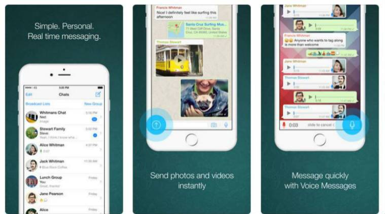 Whatsapp For Ios Updated With Two New Features Displays