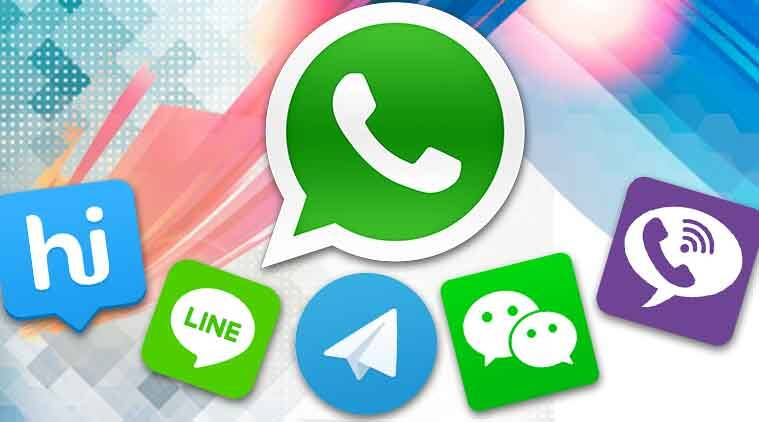 whatsapp, whatsapp alternatives, hike messenger, viber messenger. telegram, line, wechat, whatsapp vs hike, delete whatsapp