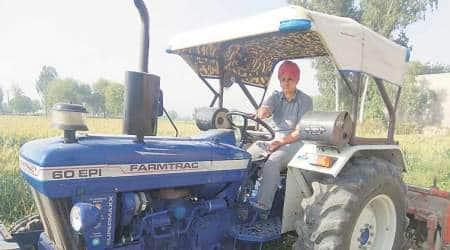 Gurpreet Kaur: Farmer who finds a field of herown