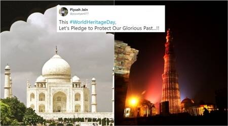 World Heritage Day: Twitterati celebrate by sharing stunning pics of monuments and an important message