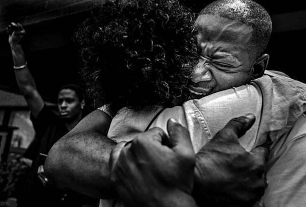 World Press Photo, Richard Tsong-Taatarii, Castile shooting, US