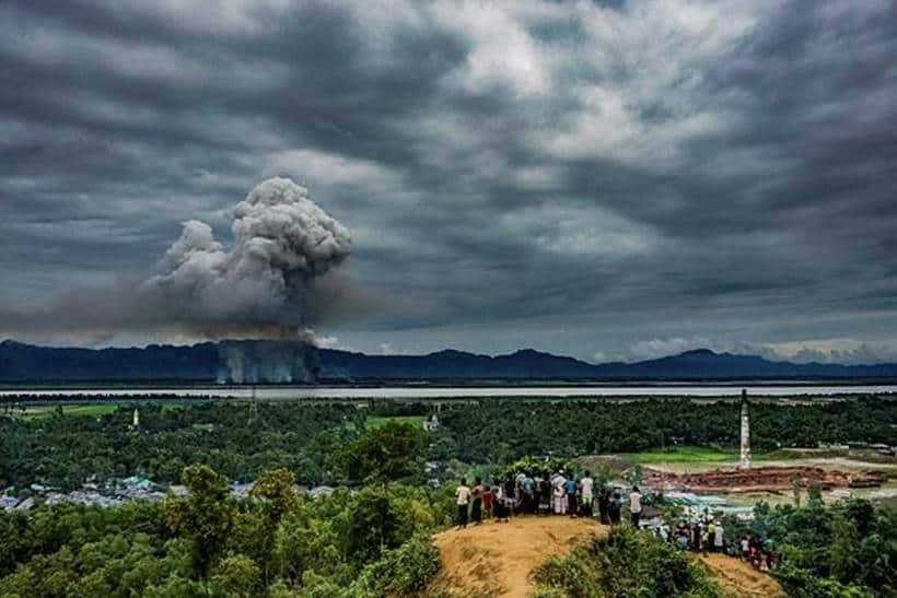 World Press Photo, Rohingyas, Rohingya crisis, Cox Bazar