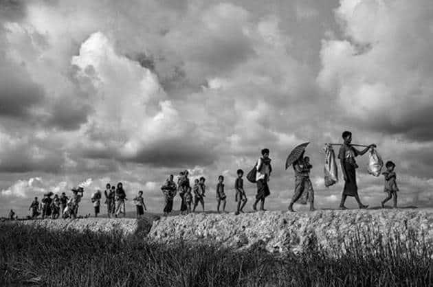 World Press Photo, Rohingyas, Rohingya crisis, Naf river
