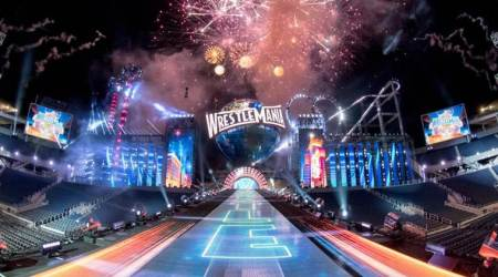 Wrestlemania 2018 will take place on Sunday