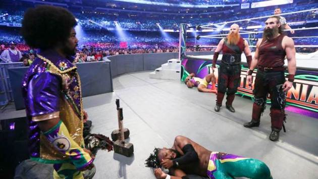 The Bludgeon Brothers celebrate