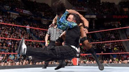 WWE Raw Results: Jinder Mahal loses United States Championship title to Jeff Hardy