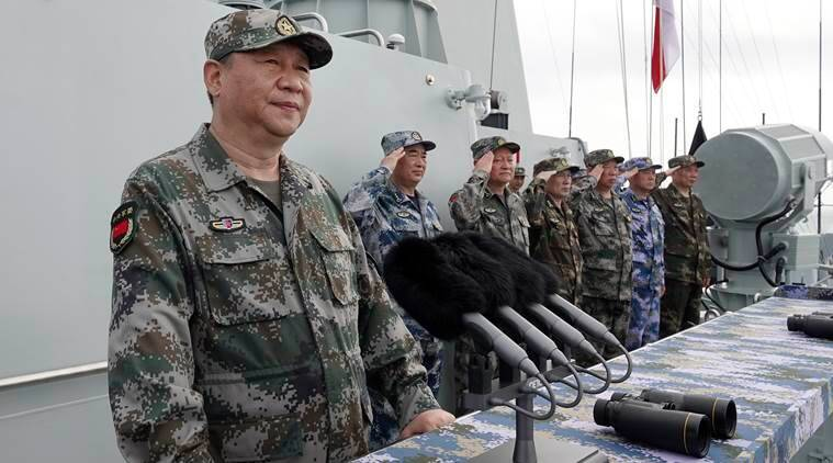 China hints its troops could be used to quell Hong Kong protests