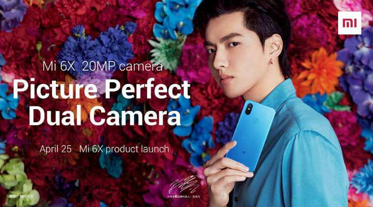 Xiaomi Mi 6X aka Mi A2 launch confirmed for April 25, dual cameras teased