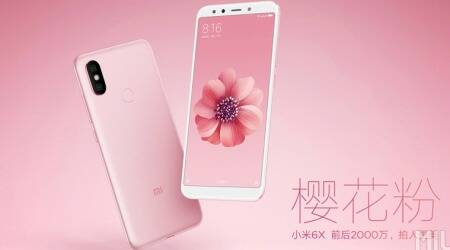 Xiaomi Mi 6X (Mi A2) launch LIVE UPDATES: Features 20MP camera, Type-C USB port