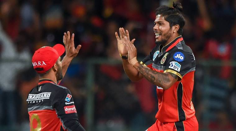 Umesh Yadav (20 wickets) was the leading wicket taker for RCB in IPL 2018. (Photo Source - IANS)