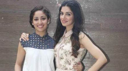 All's well between Yami Gautam and Divya Khosla Kumar