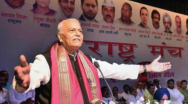 Yashwant Sinha and his stormy relationship with Narendra Modi and colleagues
