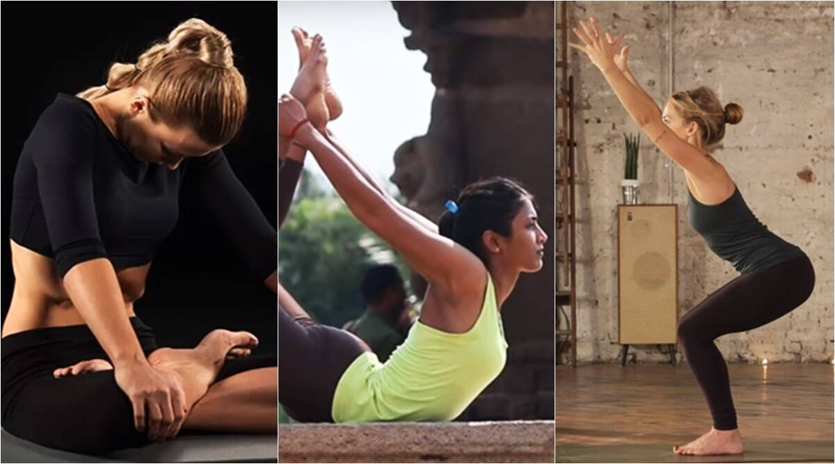 How To Lose Weight With These 10 Simple Yoga Asanas Lifestyle News The Indian Express