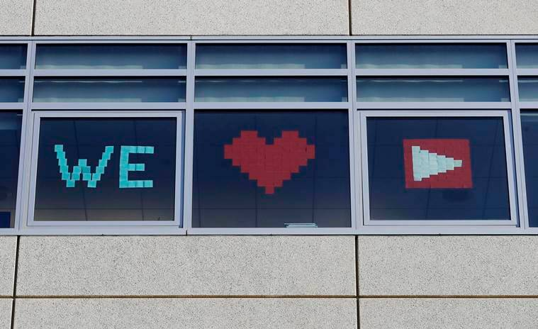 YouTube shooting, shooting at youtube headquarters