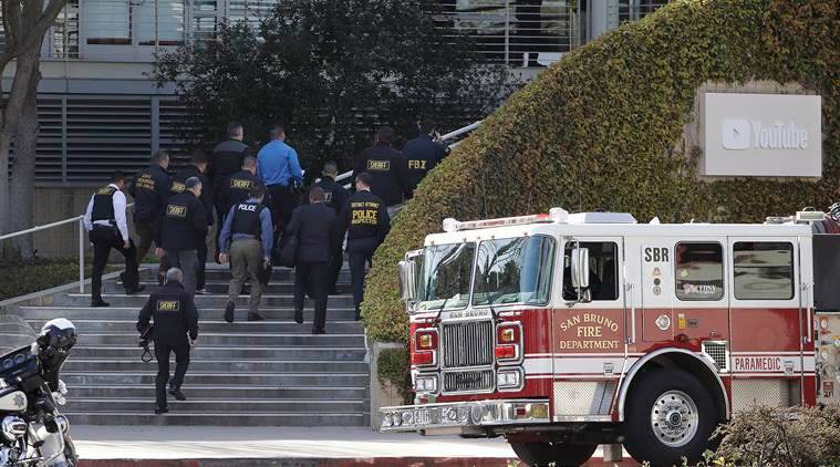 Shooting at YouTube HQs leaves three injured: What we know so far