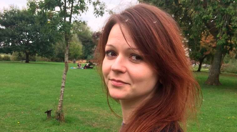 Poisoned Yulia Skripal has been discharged from British hospital