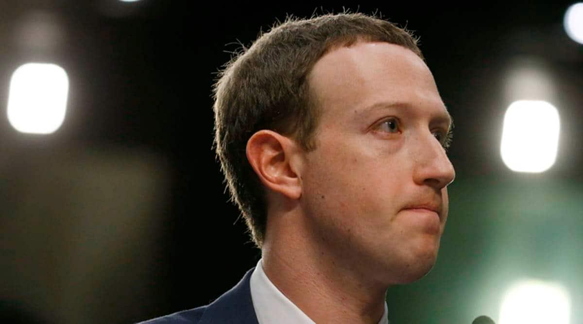 Facebook CEO Mark Zuckerberg. (Reuters)