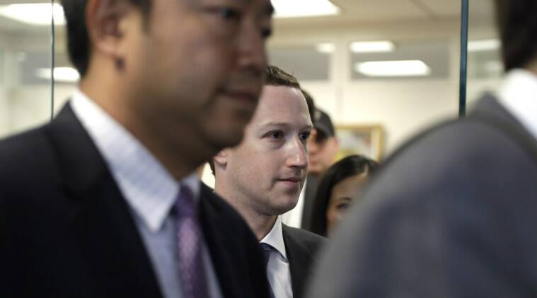 Mark Zuckerberg told to 'get your act together' at Congress hearing