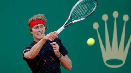 Monte Carlo: Alexander Zverev, Dominic Thiem find feet on clay after early slip up