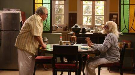 102 Not Out box office prediction: Amitabh Bachchan-Rishi Kapoor film expected to open at Rs 2 crore