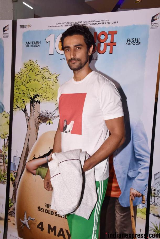 kunal kapoor at 102 not out screening