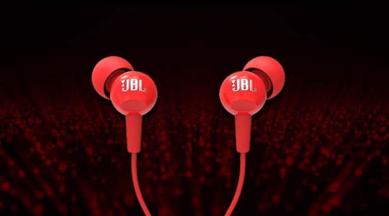 JBL C100SI In-Ear Headphone with Mic