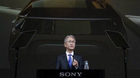 Sony car? New CEO has always wanted to work on moving things