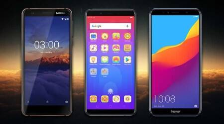 Nokia 3.1 Vs Nokia 3, Nokia 3.1 Vs Oppo Realme 1, Nokia 3.1 Vs Honor 7A, Nokia 3.1 specifications, Nokia 3.1 features, Nokia 3.1 price in india, Oppo Realme 1, Honor 7A, Honor 7A price in India, Oppo Realme 1 price in India, android one, mobiles
